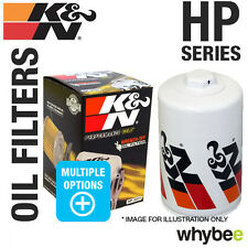 NEW! K&N 'HP' SERIES HIGH FLOW OIL FILTERS - PERFORMANCE AUTOMOTIVE OIL FILTER