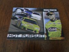 2011 Press Pass Premium Hot Pursuit 3D #HP9 Mark Martin Card