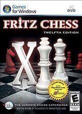 Fritz Chess: Twelfth Edition (PC, 2010)