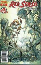 Red Sonja. Vacant Shell.