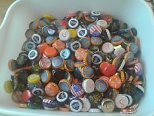 165 Beer Cider Bottle Caps Tops Assorted Variety Collection Arts Crafts Jewelry