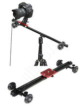 "Kamerar 24"" SD-1 Video Slider Dolly Mark II 2 Stabilization system Video Canon"