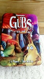 Gamewright Gubs Card Game *UNUSED , SEALED CARDS*