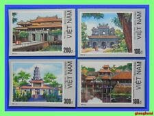 Vietnam Imperf Old architecture in Hue MNH NGAI