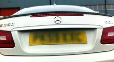 MERCEDES BENZ E-Class W207 C207 2D COUPE 09-2015 SPOILER POSTERIORE BOOT LIP UK Venditore