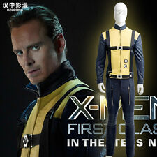 HZYM X-Men First Class Professor X Charles Xavier Cosplay Costume Custom Made