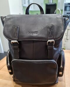 Bugatti Leather Backpack