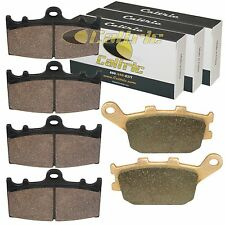 FRONT and REAR BRAKE PADS Fits SUZUKI GSX650F 2008 2009 2010