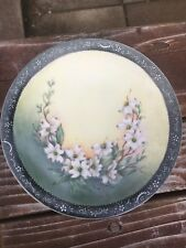 New listing Vintage hand painted decorative plate