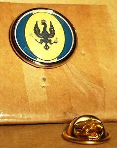 14th 20th Kings Hussars lapel pin badge .
