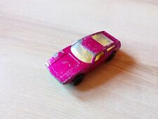 Matchbox Superfast Masarati Bora No 32 1972 Made in England Lesney Products