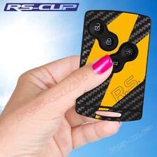 0005 Sticker carte Logo RS RENAULT SPORT aufkleber decal Clio 4 Megane 3 Captur