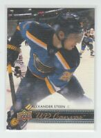 (71128) 2014-15 UPPER DECK CANVAS ALEXANDER STEEN #C193