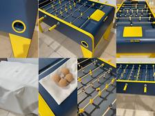 Hermes Collectors Kickertisch Kicker Foosball Table Tisch Fußball with Dust Bag
