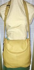 Maxx New York Signature Purse In Soft Beige Leather NWT