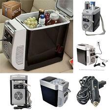 Car Refrigerator Cooler Portable Warmer Truck Electric Fridge 12v Travel RV Boat
