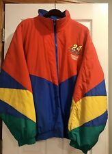 Jeff Gordon Jacket Competitors View Racing Hendrick Motor NASCAR Coat