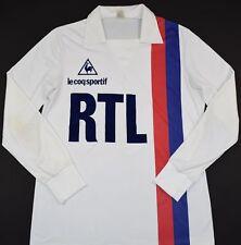 1982-1985 Paris Saint-Germain LE COQ SPORTIF Home Football Shirt (Size M)