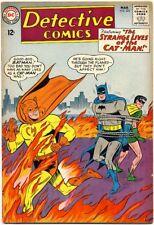 DETECTIVE COMICS #325 1964 FN+ TIME TRAVEL Story 500 BC MARTIAN MANHUNTER