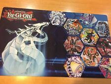 Yugioh Cyber Dragon Custom rubber playmat NEW