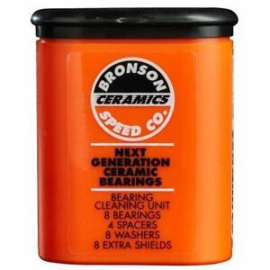 Bronson Speed Co Bearings Ceramics Skateboard Bearings