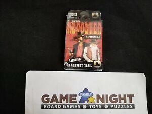 Revolver: Ambush on Gunshot Trail (Expansion 1.1) Board Game *NEW* **FAST SHIP**