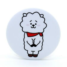 Fashion Kpop BTS Bangtan Boys BT21 RJ JIN Badge Brooch Chest Pin Souvenir Gift