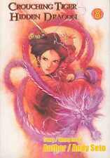 CROUCHING TIGER HIDDEN DRAGON VOLUME 08 MANGA HK COMICS LTD 2004