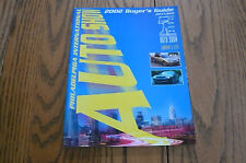 1998 Official Program Book& Buyer's Guide Philadelphia International Auto Show