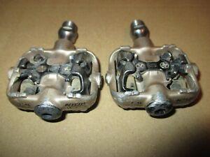 Vintage MTB Ritchey Clipless Titanium Pedal