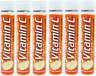 Vitamin C High Strength Effervescent Tablets 1000mg Orange Flavour x 6. 120 tabs