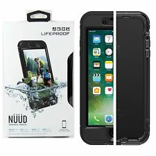 LifeProof NUUD Waterproof Case for iPhone 7+ PLUS Black 77-54358 Authentic