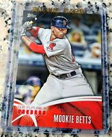 MOOKIE BETTS 2014 Topps Rookie Card RC SP Red Sox Los Angeles Dodgers $ HOT $