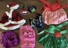 Rabbit leash and Lot of bunny clothes and costumes-Free Shipping
