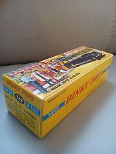 Boite imprimerie dinky toys 539 idem origine BREAK ID 19 CITROEN