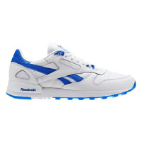 New Reebok Mens CLASSIC LEATHER 2.0 BS8426 WHITE / BLUE US M 7.0 - 11.0 TAKSE