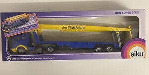 SIKU 3112 CAR TRANSPORTER MERCEDES TRUCK