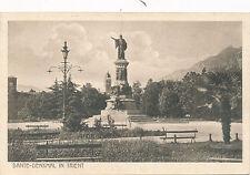 AK Dante-Denkmal in Trient, Italien   (D9)