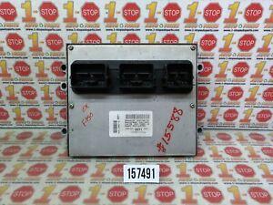 2006 06 FORD F150 4.6L 4X2 ENGINE COMPUTER MODULE ECU ECM 6L3A-12A650-LB OEM