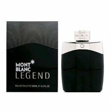 Mont Blanc Legend Cologne by Mont Blanc, 3.3 oz EDT Spray for Men NEW iN BOX