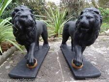 Animals Lions Garden Statues Ornaments
