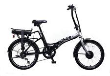 eLIFe Royale Folding Electric bike, ebike  250 watt 36 Volt 6 Gears Royale Black