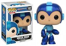 Funko Pop! Video Games Mega Man Vinyl Collectible Action Figure Toy