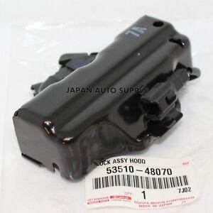 NEW OEM LEXUS RX330 RX350 RX400h HOOD LOCK ASSEMBLY 53510-48070