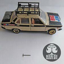 FIAT 131 BIG JIM e 126 RAID MEBETOYS  - PICCONE - 1/25