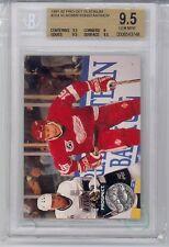 1991 Pro Set Platinum V. Konstantinov (Rookie Card) (#254) BGS9.5 BGS