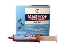 Maxforce Ant Killer Bait Gel w/Fipronil 4x27 gram tubes