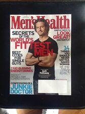 Men's Health Magazine June 2010 Josh Holloway