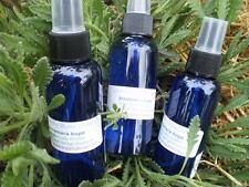 Homemade organic lavender water spray 100ml