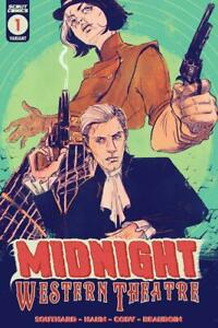 MIDNIGHT WESTERN THEATRE #1 - WEBSTORE EXCLUSIVE VARIANT
